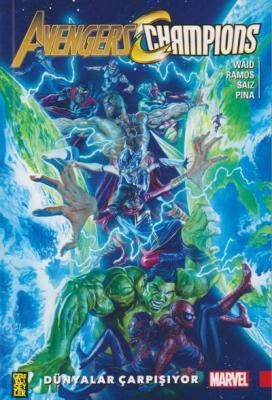 Avengers Chamoions-Dünyalar Çarpışıyor