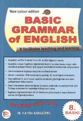 Basic Grammar of English+Answer Key