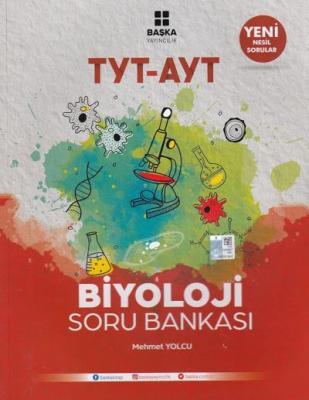 Başka TYT-AYT Biyoloji Soru Bankası-YENİ