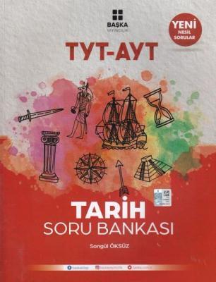 Başka TYT AYT Tarih Soru Bankası-YENİ