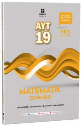 Başka YKS AYT Matematik 19 Çizgi Denemeler 2. Oturum-YENİ