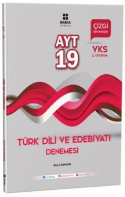 Başka YKS AYT Türk Dili ve Edebiyatı 19 Çizgi Denemeler 2. Oturum-YENİ