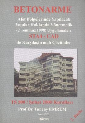 Betonarme-Afet Bölgelerinde Yapılacak Yapılar Hakk