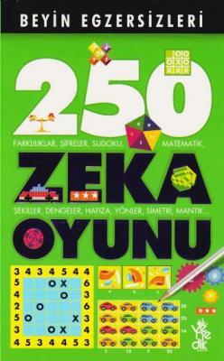 Beyin Egzersizleri 250 Zeka Oyunu 2