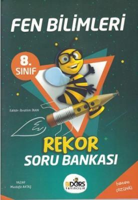 Biders 8. Sınıf Fen Bilimleri Rekor Soru Bankası -YENİ Mustafa Aktaş