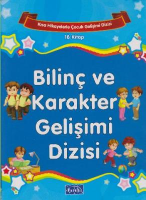 Bilinç ve Karakter Gelişimi Dizisi 18 Kitap-K.Boy