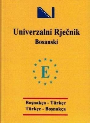 Universal Cep Sözlük Boşnakça-Türkçe/Türkçe-Boşnakça,Taner Şen