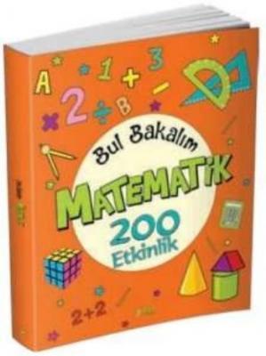 Bul Bakalım Matematik 200 Etkinlik