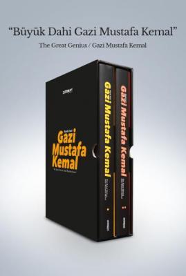 Büyük Dahi-Gazi Mustafa Kemal I-II Cilt