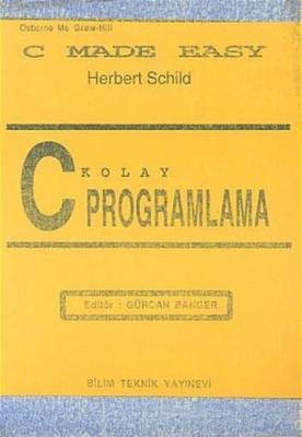 C Kolay Programlama Herbert Schildt