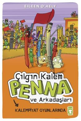 Çılgın Kalem Penna ve Arkadaşları - Kalempiyat Oyunlarında