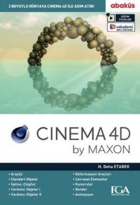 Cinema 4D By Maxon