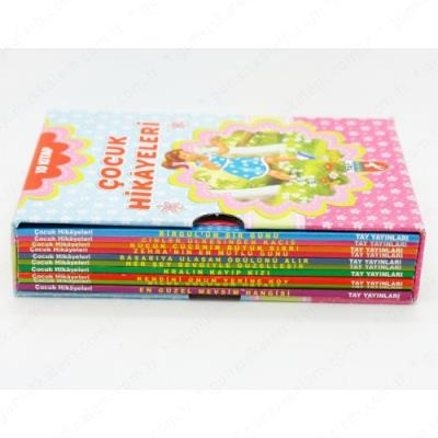 Çocuk Hikayeleri Dizisi 10 Kitap Takım