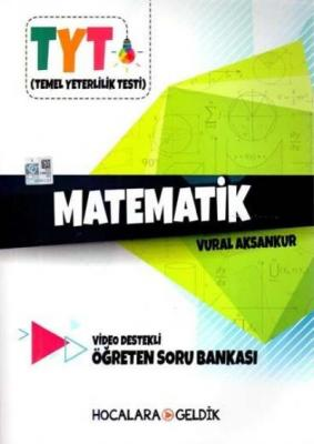 Çözüm TYT Matematik Video Destekli Öğreten Soru Bankası-YENİ