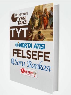 Dahi Adam TYT Nokta Atışı Felsefe Soru Bankası-YENİ