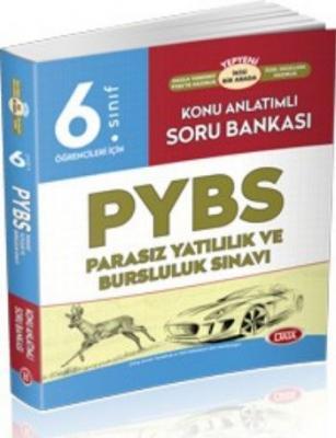 Data 6. Sınıf Pybs –Parasız Yatılı Bursluluk Sınavı- Konu Anlatımlı So