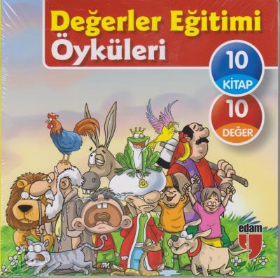Değerler Eğitimi Öyküleri 10 Kitap