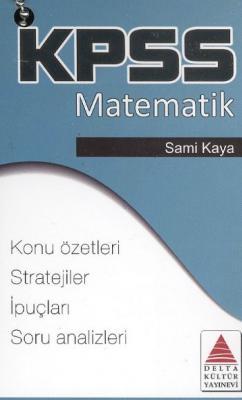 KPSS Matematik Strateji Kartları,Sami Kaya