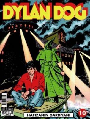 Dylan Dog Sayı 10 Hafızanın Gardiyanı