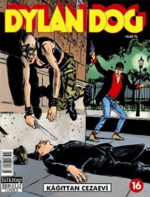 Dylan Dog Sayı 16 Kağıttan Cezaevi