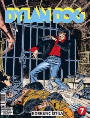 Dylan Dog Sayı 7 Korkunç İstila