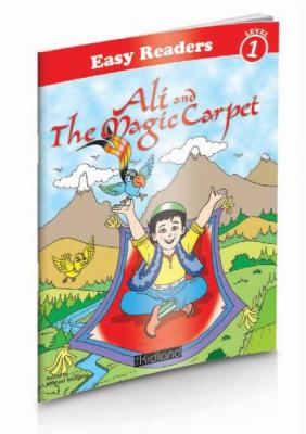 Easy Readers Level-1 Ali and The Magic