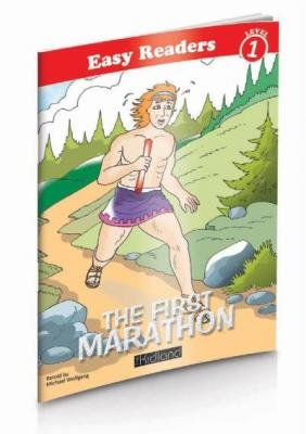 Easy Readers Level-1 The First Marathon