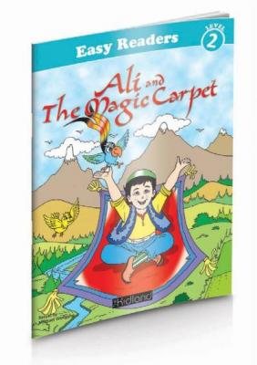 Easy Readers Level-2 Ali And The Magic Carpet