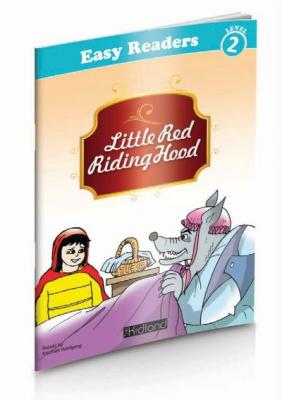 Easy Readers Level-2 Little Red Riding Hood