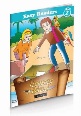 Easy Readers Level-2 Treasure Island