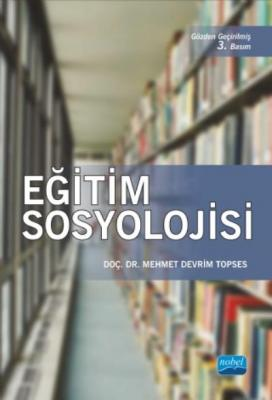 Eğitim Sosyolojisi Mehmet Devrim Topses
