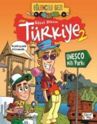 Eğlenceli Gezi 32 - Güzel Ülkem Türkiye 2