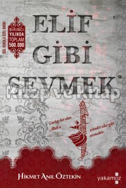Elif Gibi Sevmek (Kokulu Kitap) %35 indirimli Hikmet Anıl Öztekin