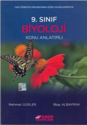 Esen 9. Sınıf Biyoloji Konu Anlatımlı
