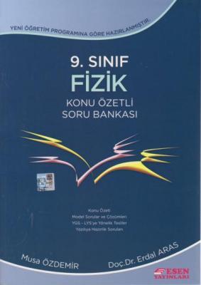 Esen 9. Sınıf Fizik Konu Özetli Soru Bankası M.Özdemir-E.Aras