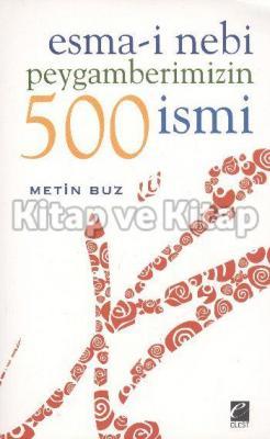Esma-i Nebi Peygamberimizin 500 İsmi