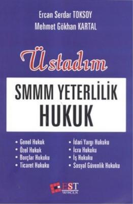 Üstadım SMMM Yeterlilik Hukuk,Ercan Serdar Toksoy