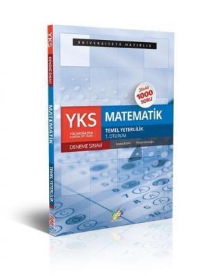 FDD YKS Matematik 25x40 Deneme Sınavı Temel Yeterlilik 1.Oturum