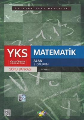 FDD YKS Matematik Soru Bankası 2. Oturum