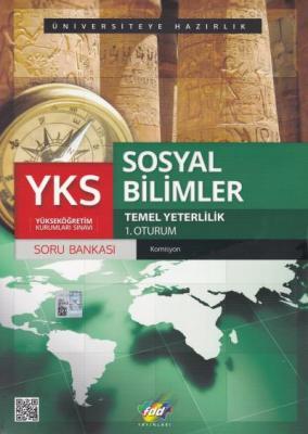 FDD YKS Sosyal Bilimler Soru Bankası Temel Yeterlilik 1. Oturum