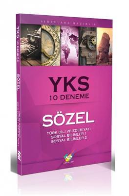 FDD YKS Sözel 10 Deneme ( Türk Edebiyatı-Sosyal Bilimler) Heyet Kurul
