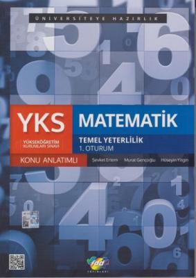 FDD YKS-TYT Matematik Konu Anlatımlı 1. Oturum