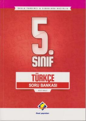 Final 5. Sınıf Türkçe Soru Bankası-YENİ