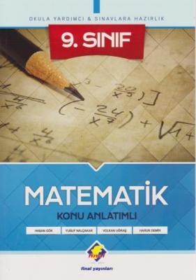 Final 9. Sınıf Matematik Konu Anlatımlı-YENİ