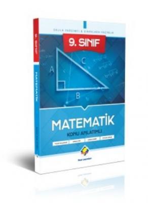 Final 9. Sınıf Matematik Konu Anlatım Heyet Kurul Komisyon Kolektif