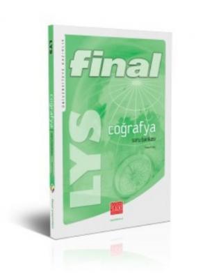 Final LYS Coğrafya Soru Bankası Bülent Ulaş