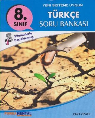 Fundamental 8. Sınıf Türkçe Soru Bankası Fundamental Komisyon