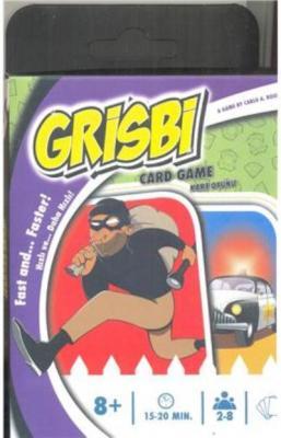 Grisbi 110 Oyun Kartı