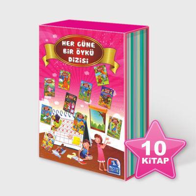 Her Güne Bir Öykü Dizisi 10 Kitap