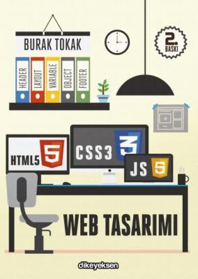 Html5 CSS3 ve Js ile Web Tasarımı Burak Tokak